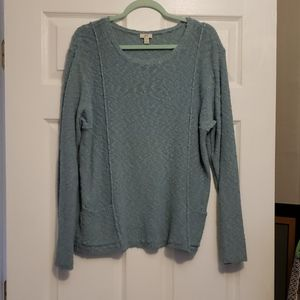 Sweater with Pockets!